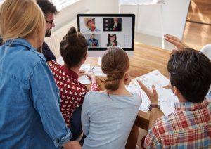 Microsoft Teams o melhor software de colaboração para empresas